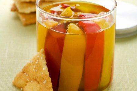 peperoni sott'olio ricetta pugliese