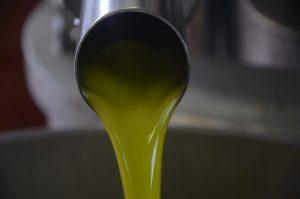 olio stra vergine biologico estratto a freddo