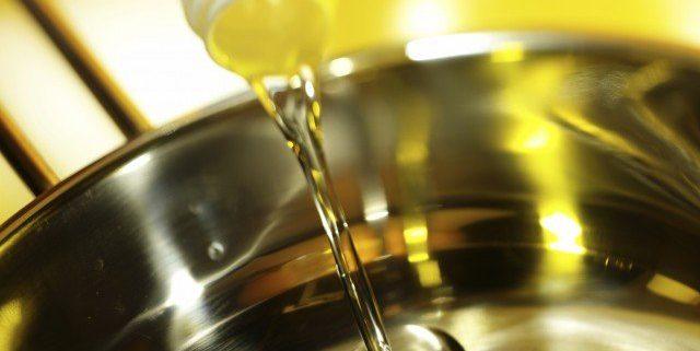 l'olio d'oliva extravergine