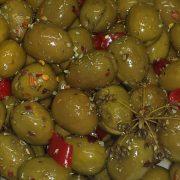 dove acquistare le olive da mensa peranzana
