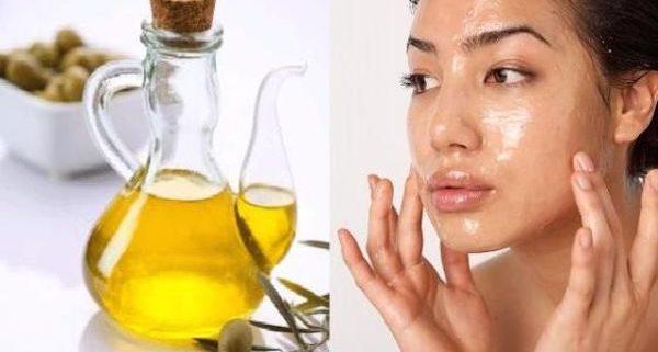 olio di oliva per la pelle e le smagliature