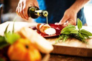 degustazione e ricette olio nuovo