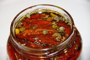 ricetta pomodori secchi sott'olio ricetta siciliana