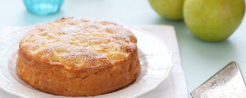 ricetta torta di mele olio di oliva