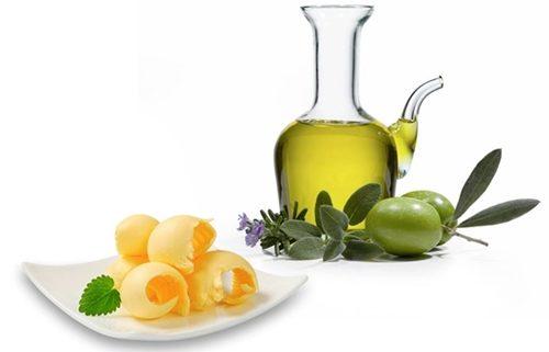 Perchè usare olio di oliva al posto del burro