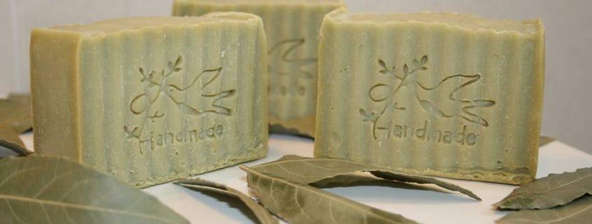 sapone all'olio di oliva fatto in casa