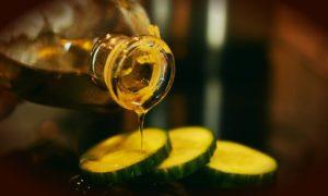 proprietà dell'olio crudo