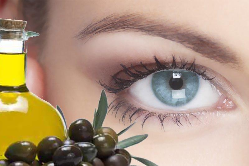 Problemi di rughe? Scopri come usare l'olio di oliva come contorno occhi