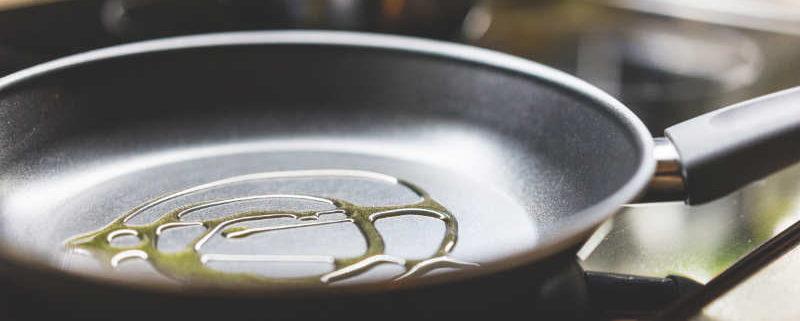 Olio ideale per la frittura nella ristorazione