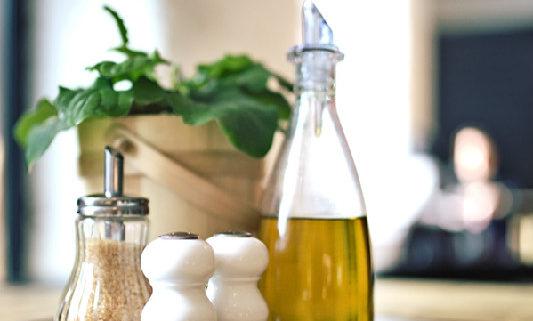 Normativa dell'olio nei ristoranti