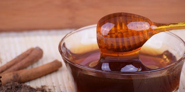 maschera viso zucchero e miele