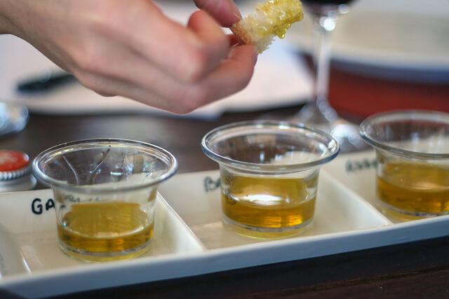 E' possibile eliminare o ridurre l'acidità dell'olio di oliva?