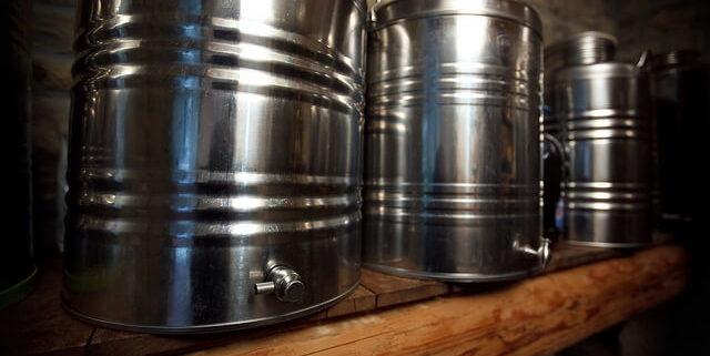 Olio extravergine di oliva: formato da 500ml, 750ml e 5 litri