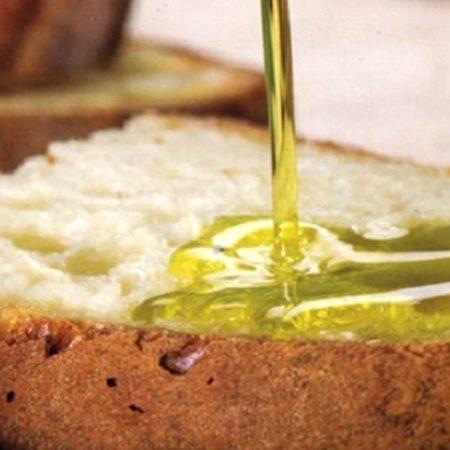 Pane e olio nuovo: il connubio perfetto!