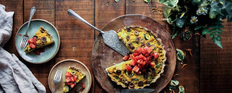 Pasta brisè con olio di oliva ricetta Bimby