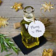 Regalo di Natale alternativo? Olio EVO in bottiglie decorate