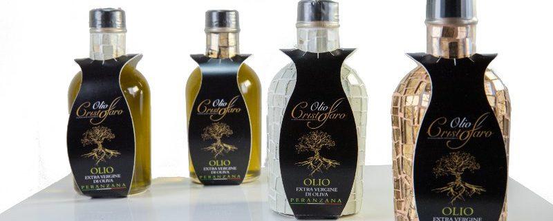 idee regalo bottiglie olio natale