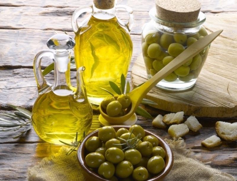 L'Olio Evo nella dieta di un Body Builder!