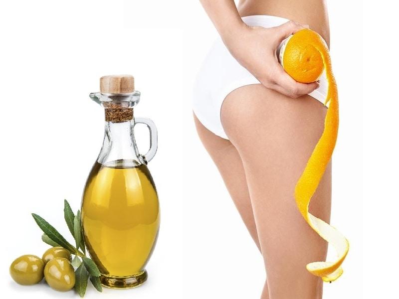 Olio Evo, rimedio naturale contro la Cellulite!
