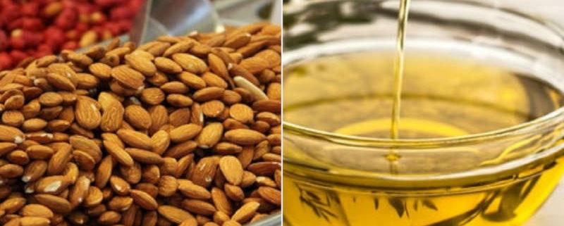 Olio evo e frutta secca nella dieta mediterranea