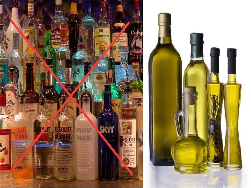 Olio Evo prima di bere Alcool? Può Aiutare!