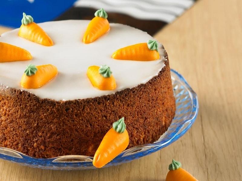 Una Torta alle Carote e all'Olio di Oliva: tutta da gustare!