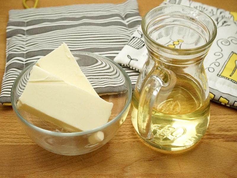 Meglio Olio Evo, Margarina o Burro?