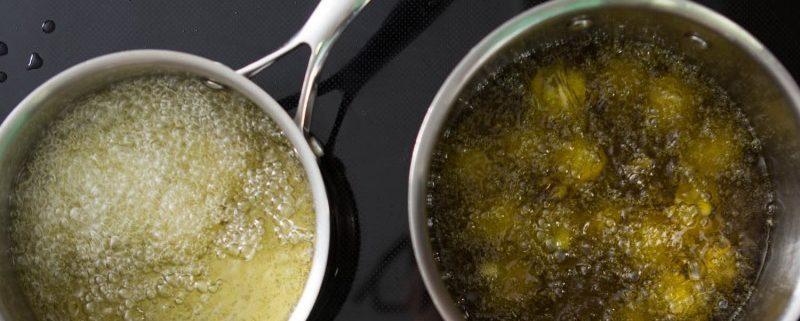 L'Olio di Oliva può essere riscaldato?