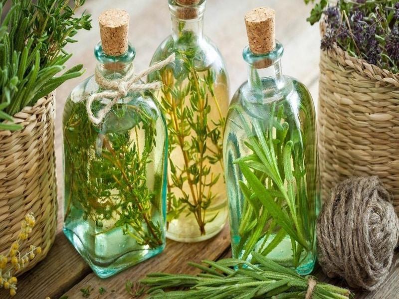 Come preparare l'olio aromatizzato con il Bimby