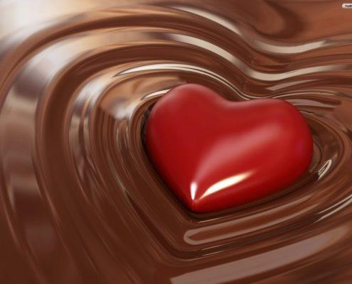 Cioccolato all'Olio Evo: un toccasana per il nostro cuore