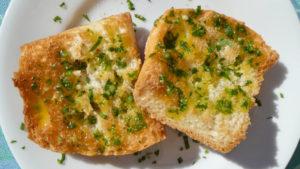 pane aglio e prezzemolo