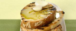 pane, aglio e olio evo