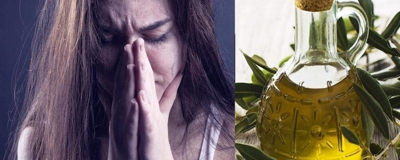 Combattere la depressione con l'Olio Extravergine di Oliva