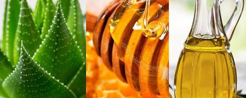 Tosse cronica? Aloe vera, miele e olio d'oliva