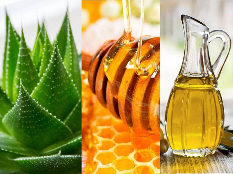 Tosse cronica? Curiamola con Olio d'oliva, Aloe vera e Miele