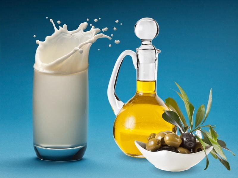 Latte d'asina e Olio Evo: ideale per bambini allergici al latte vaccino