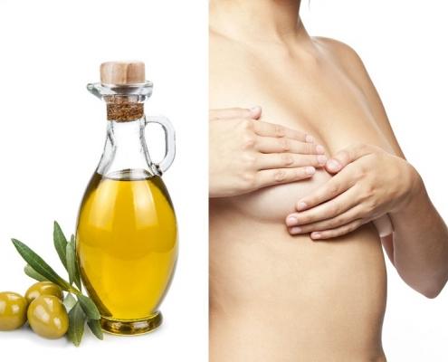 L'Oleuropeina dell'Olio Evo, potente nutraceutico contro il cancro al seno