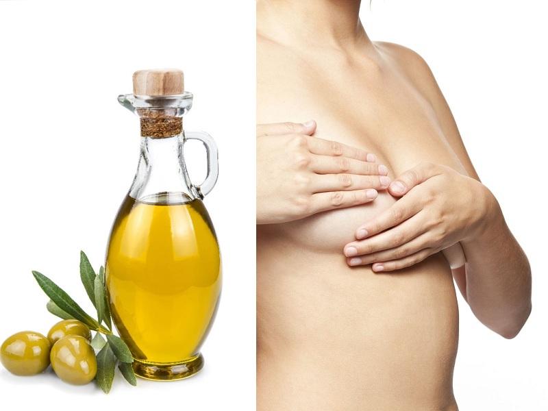 L'Oleuropeina dell'Olio Evo: un potente nutraceutico contro il cancro al seno