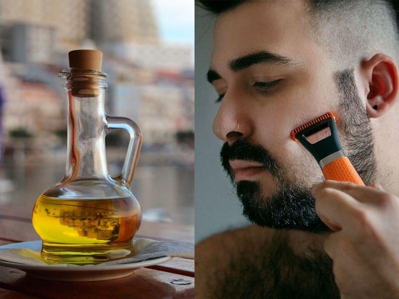 È possibile usare l'Olio Evo come metodo pre-rasatura? Ecco qualche consiglio utile!
