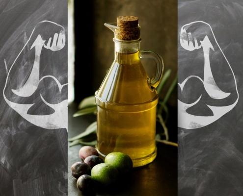 Olio di oliva aumenta i livelli di Testosterone: eccone la prova!