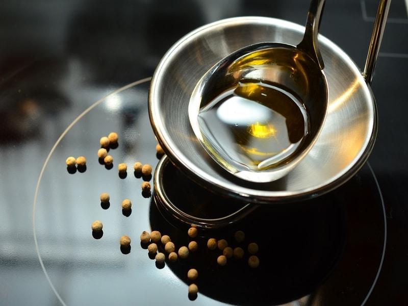 L'Olio di oliva e la sua Composizione Chimica