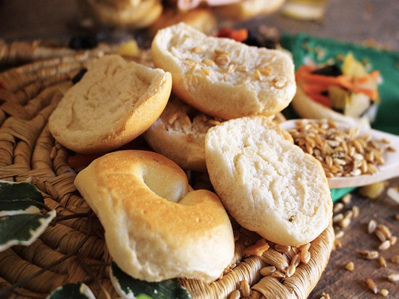 Friselline all'Olio Evo per uno snack tutto pugliese!