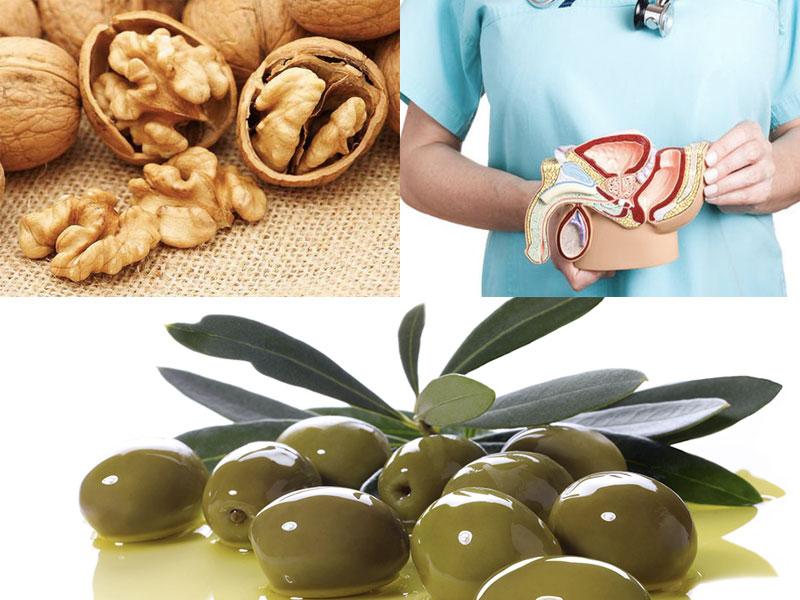 Olio di oliva alleato per la prevenzione del tumore alla prostata