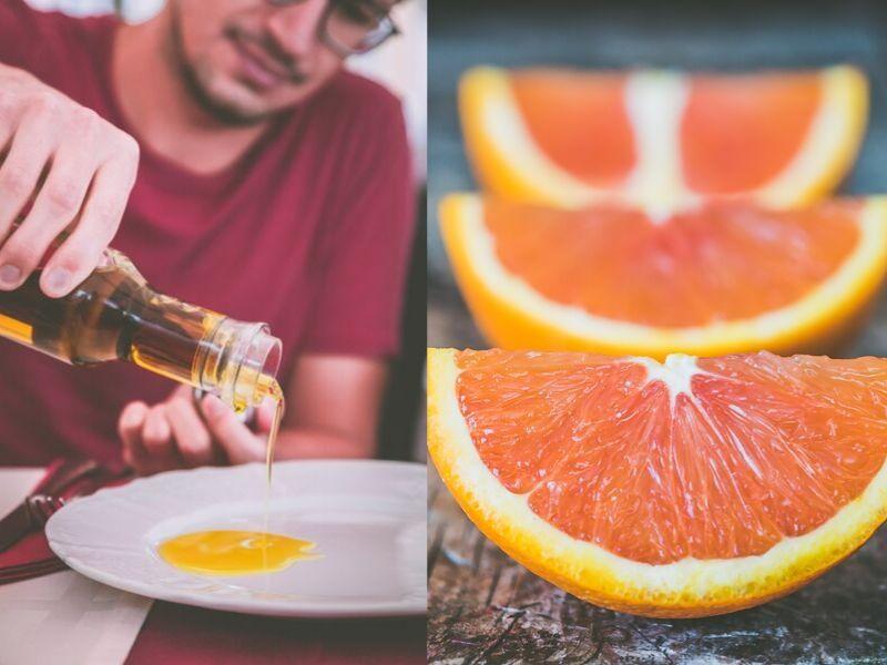 Olio Evo Aromatizzato all'Arancia: pochi passi per una Ricetta tutta al naturale!