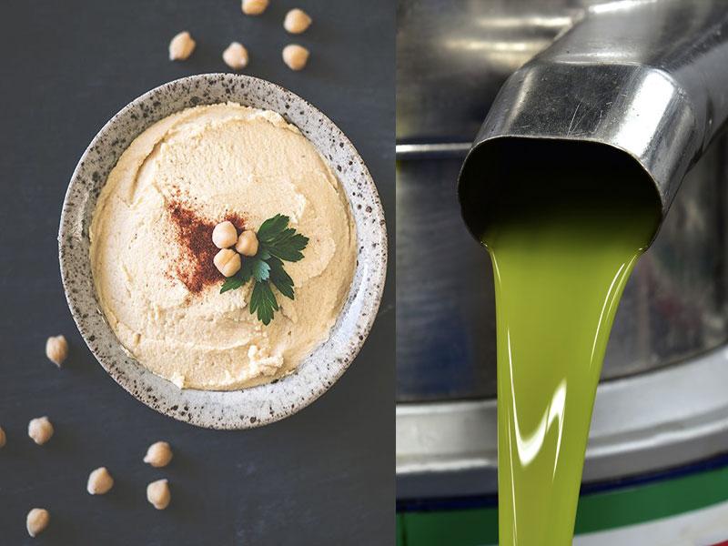 Hummus di Ceci e Olio Evo: dal Medio Oriente all'Italia