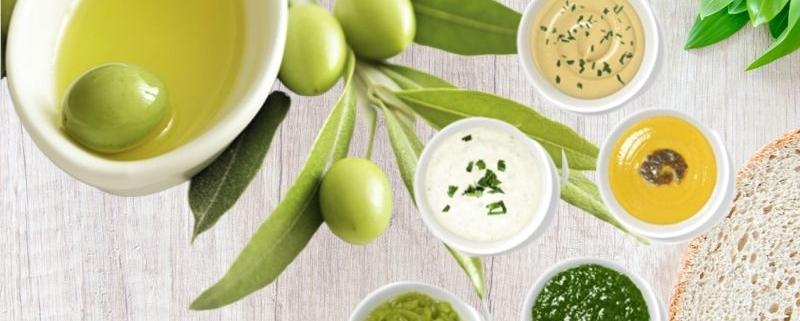 Quante salse possiamo creare con l'olio di oliva? Ecco le più gustose!