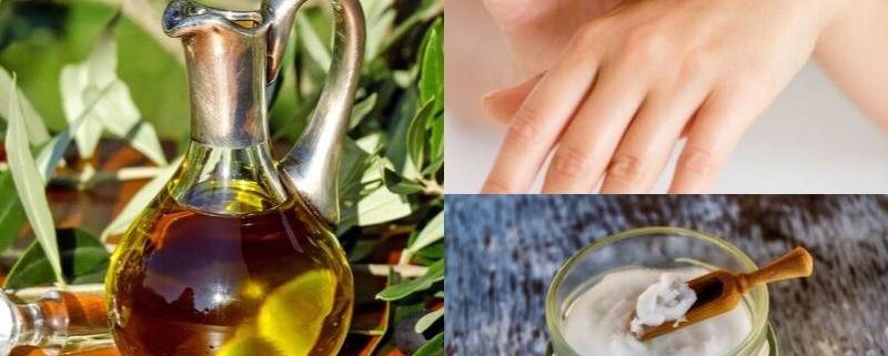 Olio di oliva come rimedio naturale per lenire le ferite