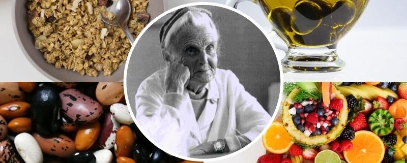L'alimentazione secondo il Metodo Kousmine: dove collocare l'Olio Evo?