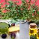 Olio di oliva aromatizzato al Timo: benefici e usi quotidiani