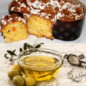 Colomba Pasquale con Olio Evo: un dolce della tradizione